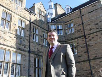 Tony Jackson, Barnard Castle School Headmaster wide