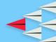 Leadership paperplanes