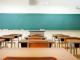 classroom, empty
