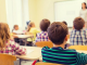 classroom, students listening