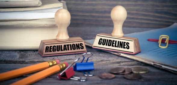regulations and guidlines