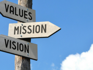 Values, mission, vision