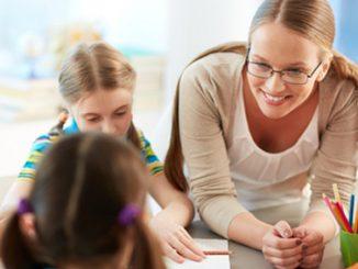 Teacher, students, learning