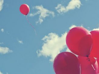 Wellbeing, balloons