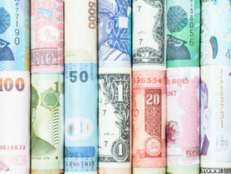 money - rolled notes