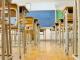 classroom, desks, places